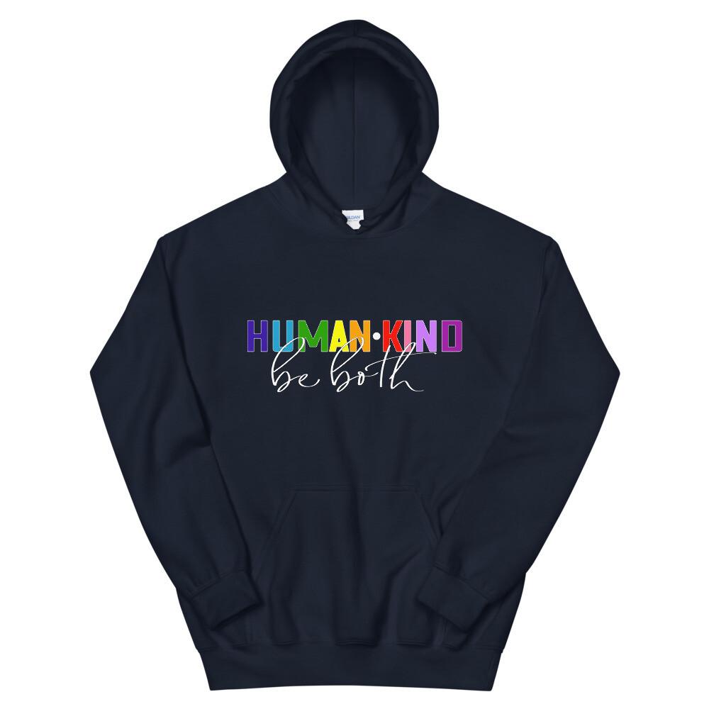 Human•Kind - Unisex - Heavy Blend Hoodie - Gildan 18500