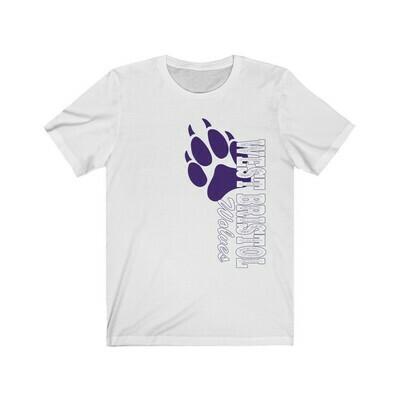 *WB Wolves -Unisex - Premium Jersey T-Shirt - Bella+Canvas 3001