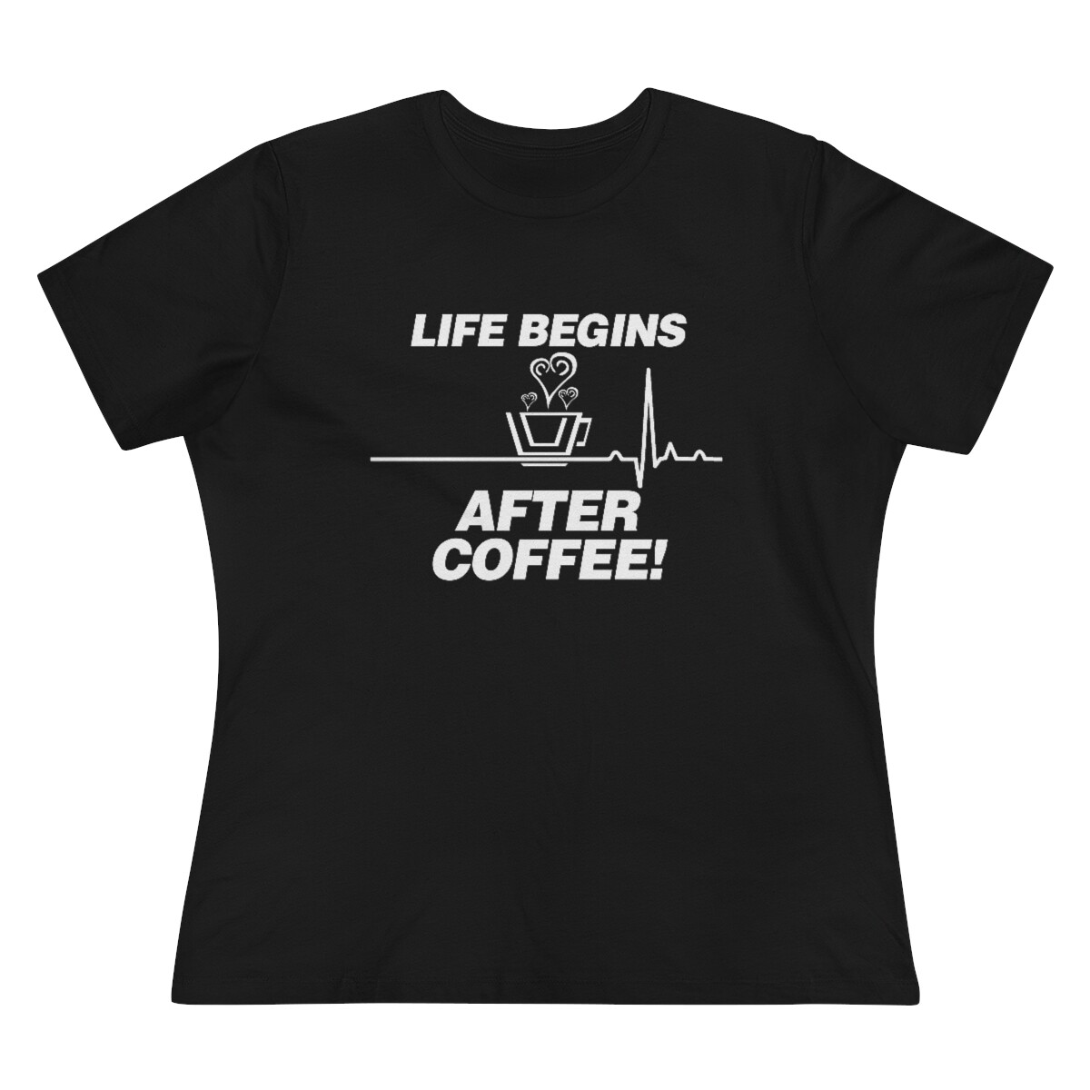 *Life Begins After Coffee - 6400
