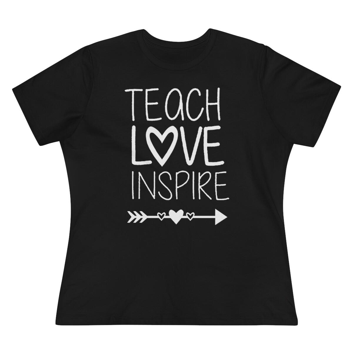 *Teach•Love•Inspire - 6400