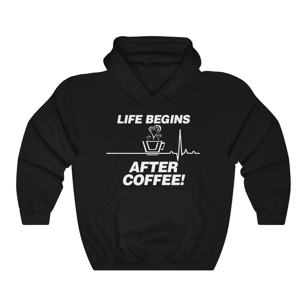 *Life Begins After Coffee - 18500