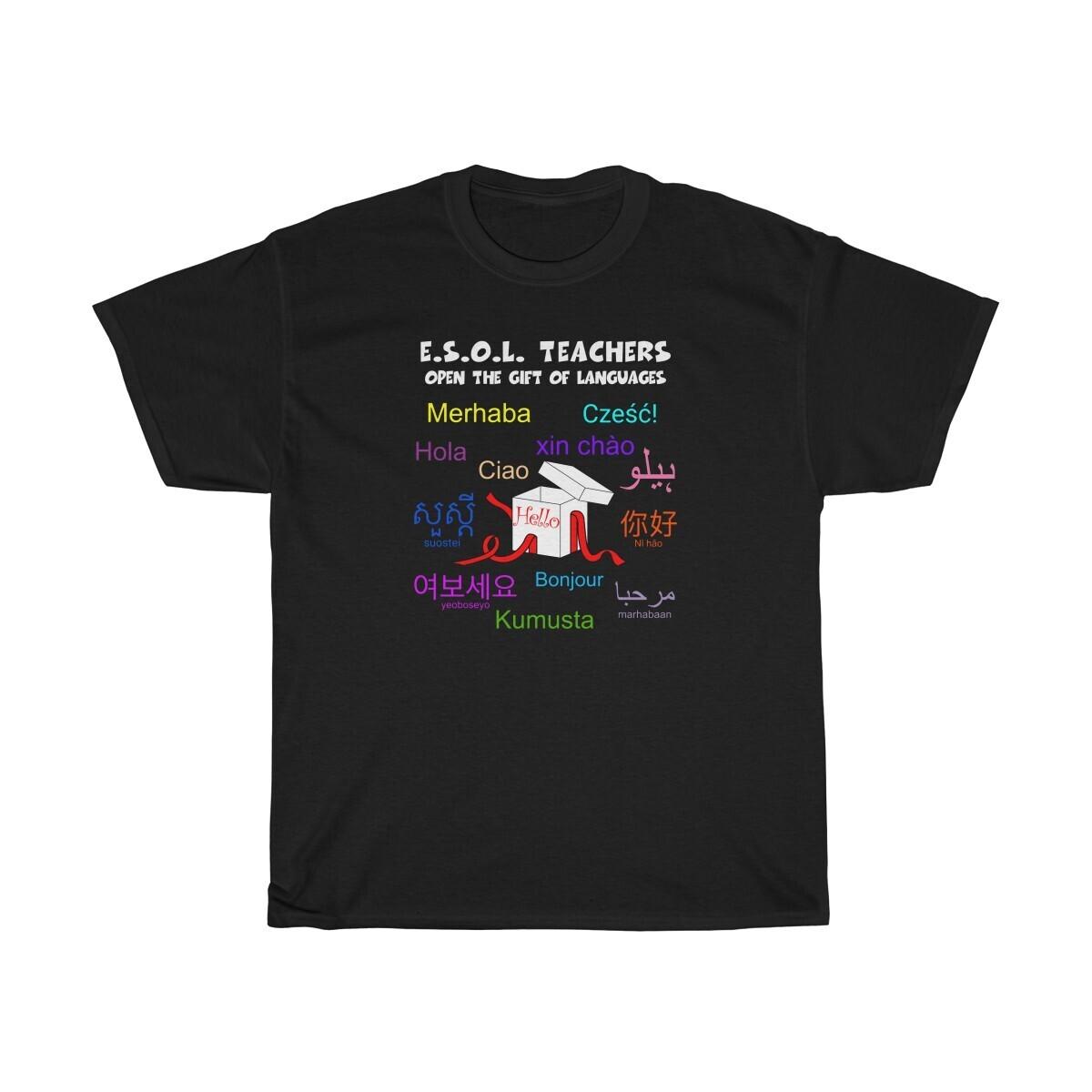 *E.S.O.L. Teachers - 5000