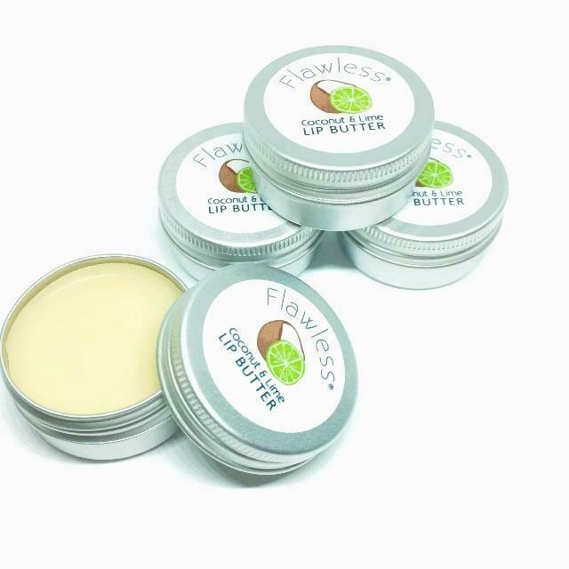 Veganski balzam za ustnice - kokos in limeta