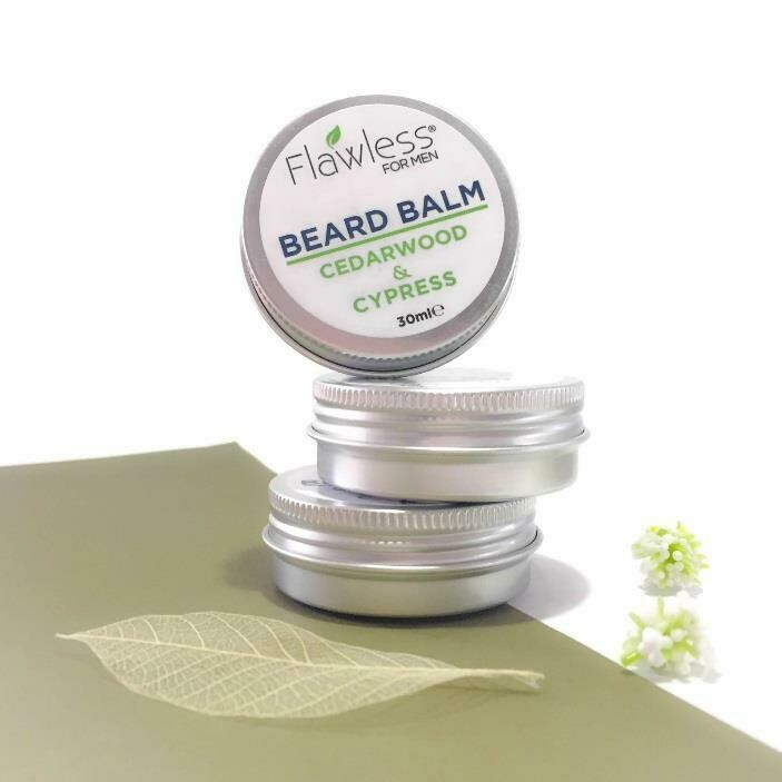Balzam za brado - cedra in cipresa (30 ml )