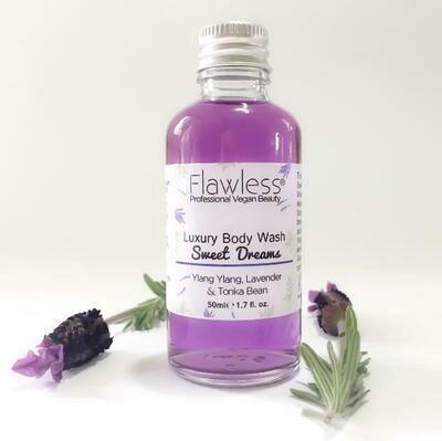 Luksuzni gel za tuširanje - Sweet Dreams (100 ml)