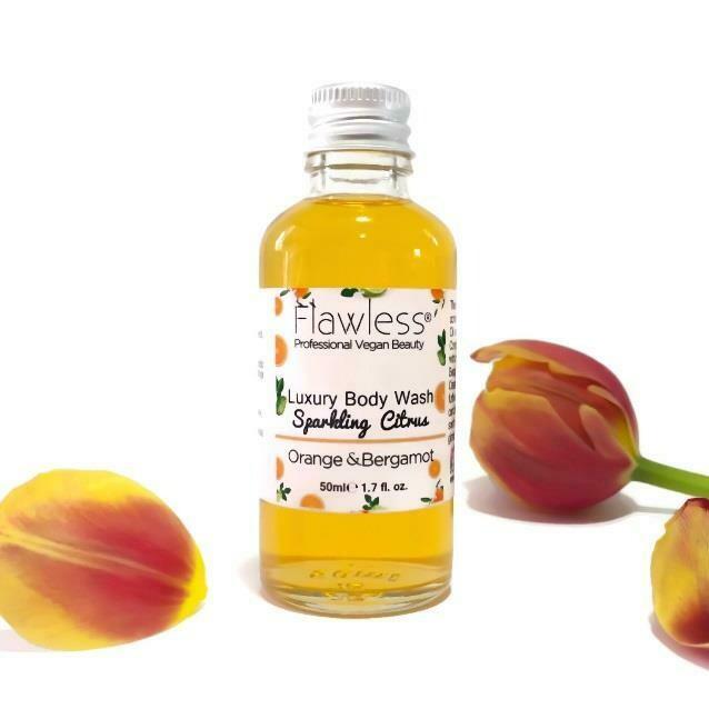 Luksuzni gel za tuširanje - Sparkling Citrus (100 ml)