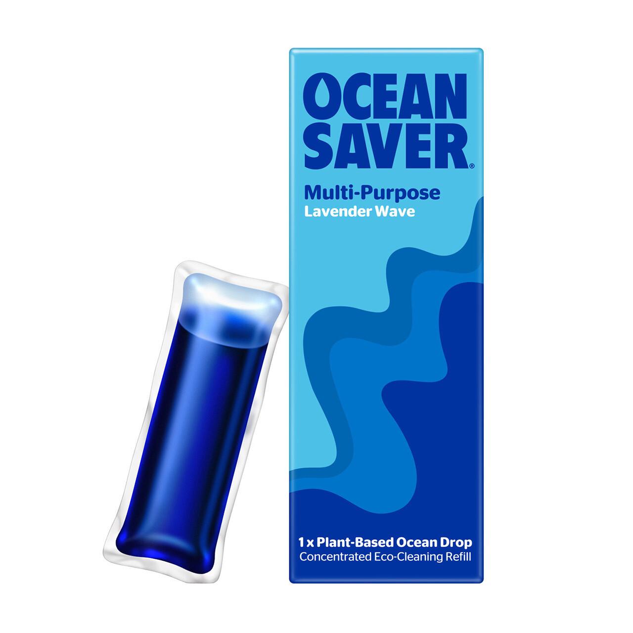 OceanSaver čistilo za različne površine - sivka (za 750 ml čistila)