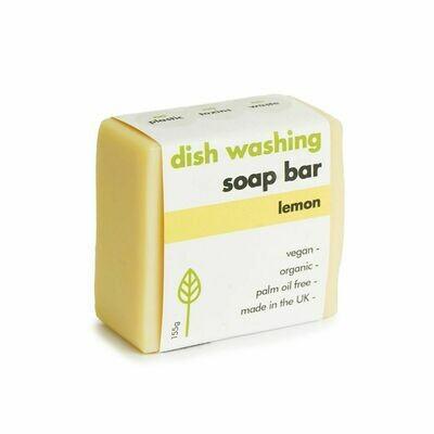 Detergent za pomivanje posode v kocki - EcoLiving (limona)