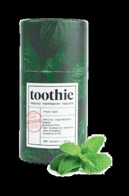 Zobna pasta v tabletkah Toothie - MINT