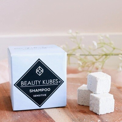 Beauty Kubes šampon v kockah - sensitive