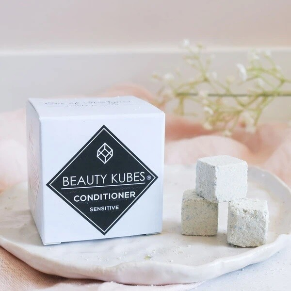 Beauty Kubes balzam za lase v kockah - sensitive