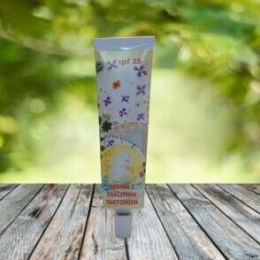 OTROŠKA krema za zaščito pred soncem - SPF 25 (Cvetka zeliščno posestvo)