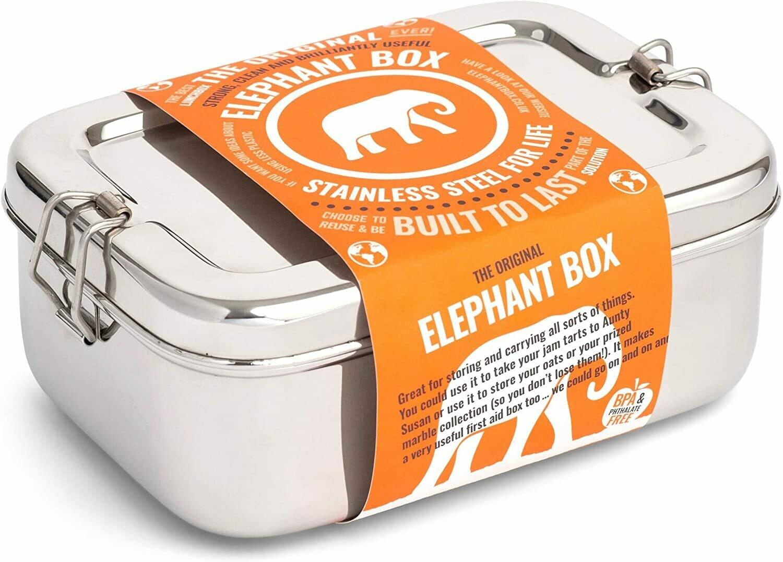 Elephant Box posoda za hrano (XL)
