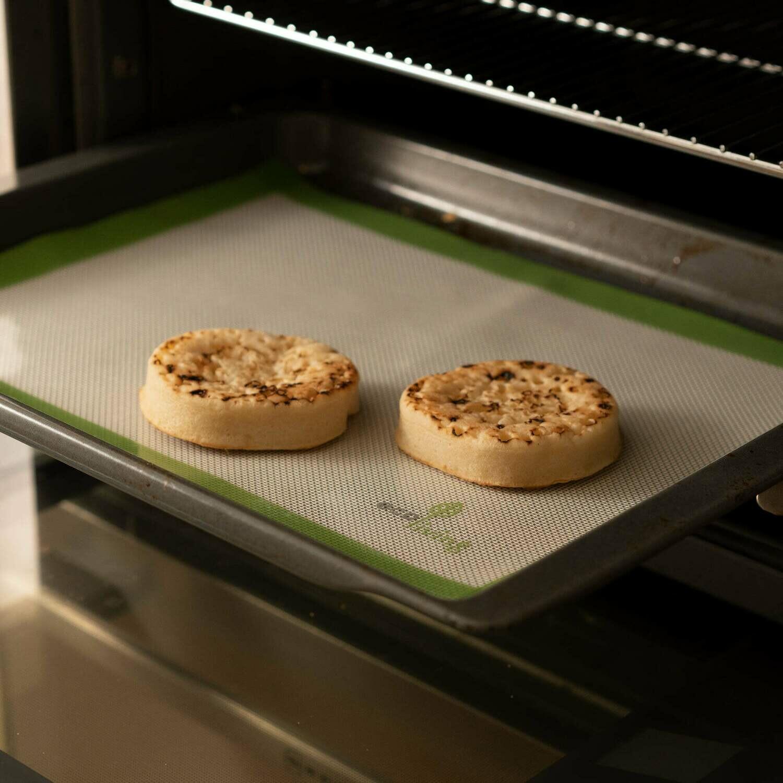 Silikonska podloga za peko za večkratno uporabo