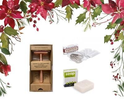 Paket - vse za britje