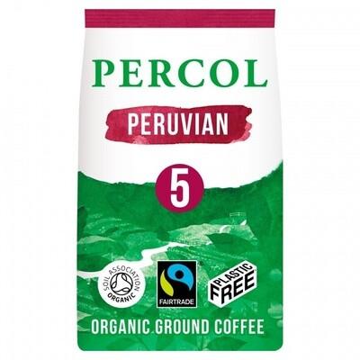 Percol fair trade kava BOLD PERUVIAN