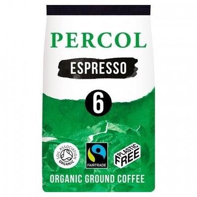 Percol fair trade kava INTENSE ESPRESSO