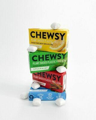 Chewsy - žvečilni gumi brez plastike