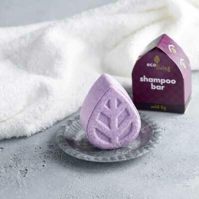 Trdi šampon - EcoLiving