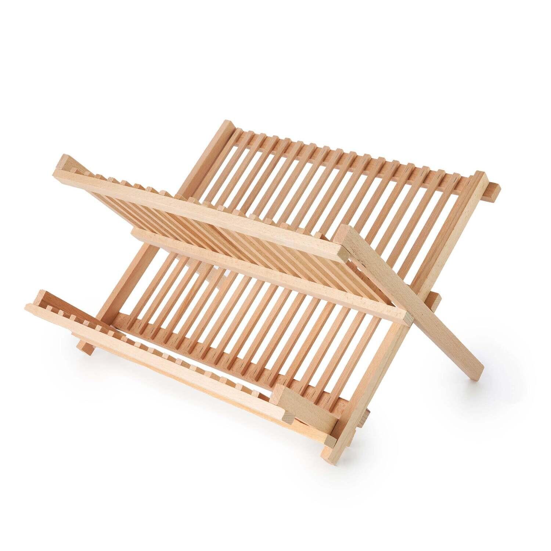 Leseno stojalo za posodo (odcejevalnik)