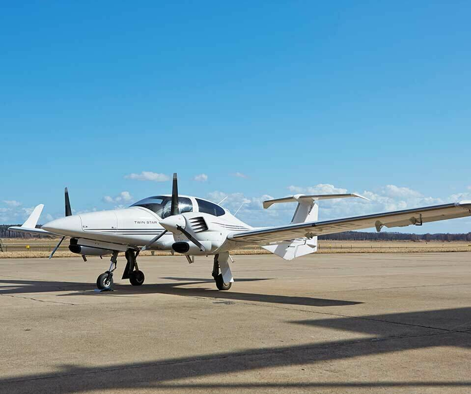 Diamond DA42 Twinstar - Lease