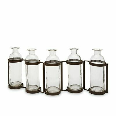 Glass Vase Set