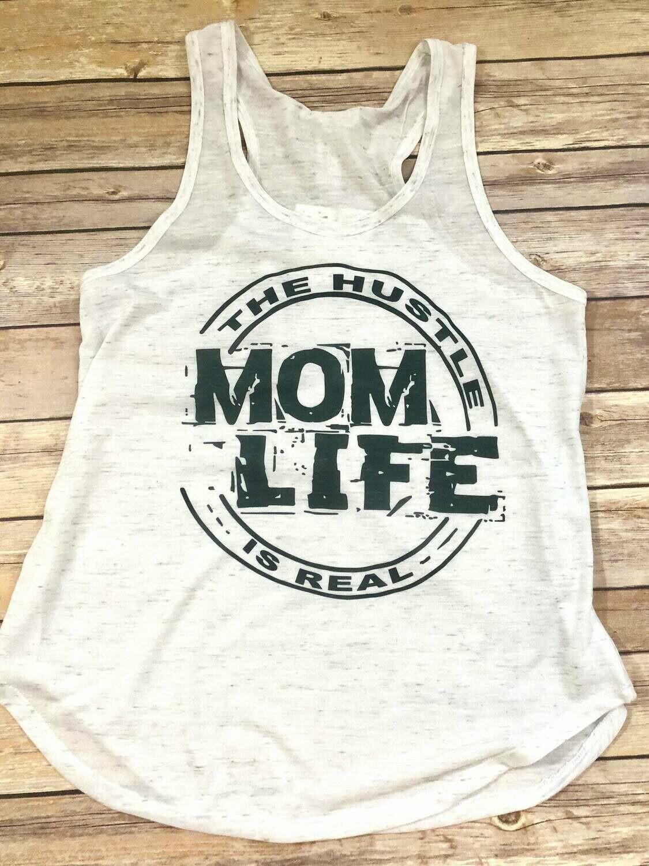 Mom Life Muscle Tee