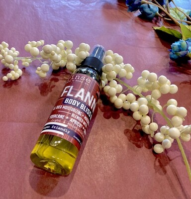Flannel Body Bliss Oil
