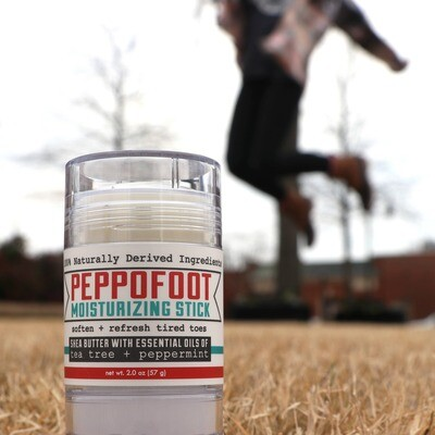 Peppofoot Moisturizing Stick