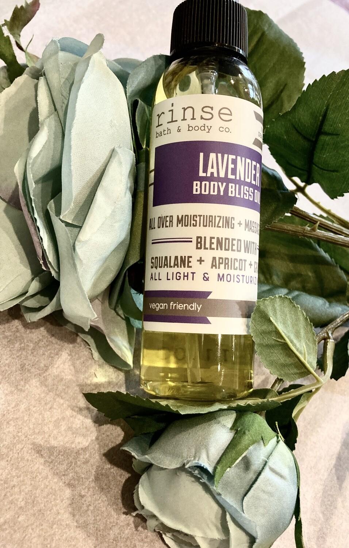 Lavender Body Bliss Oil