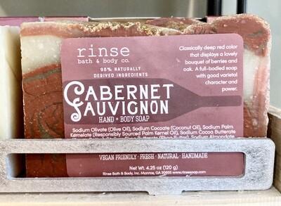 Cabernet Sauvignon Hand & Body Soap
