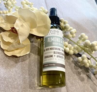 Almond & Honey Body Bliss Oil