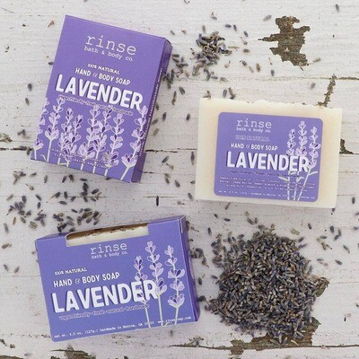 Lavender Hand & Body Soap