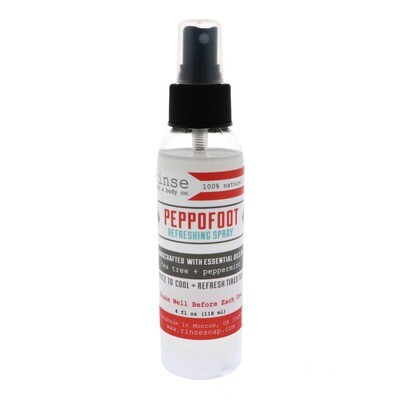 Peppofoot Spray