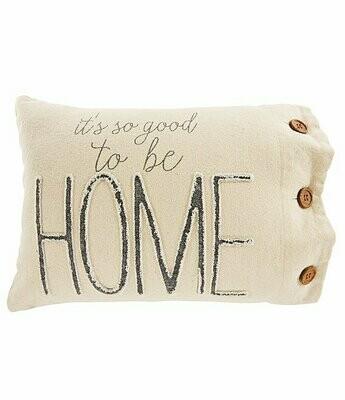 So Good Canvas Pillow