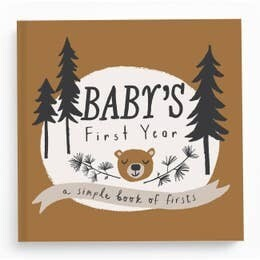 Bear baby's first year