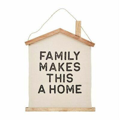 Family Home Hanger