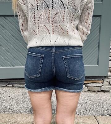 High Rise BF Shorts