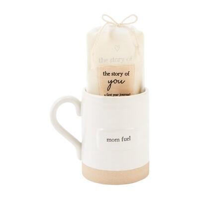 Mom Fuel Mug and Journal Set