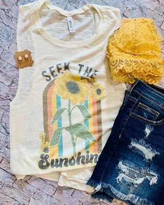 Seek the sunshine