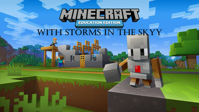 Storms In The Skyy Minecraft Education Online Club