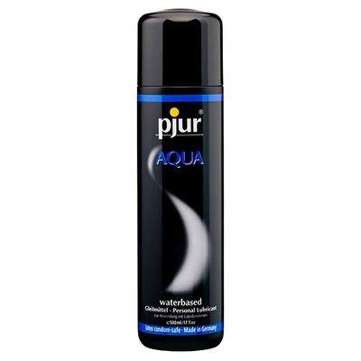 PJUR - AQUA WATERBASED PERSONAL LUBRICANT 100 ML