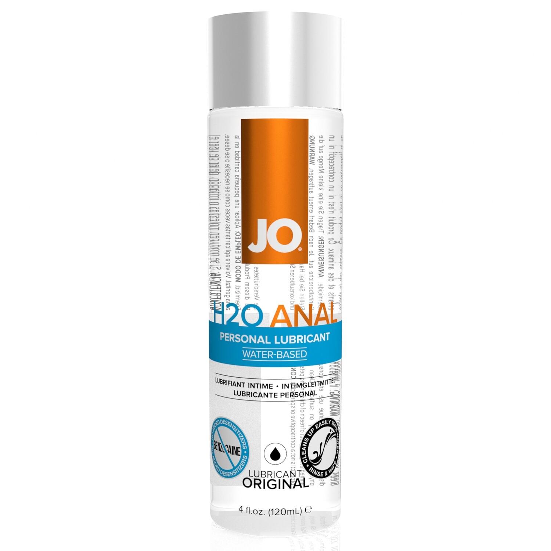 SYSTEM JO - ANAL H2O LUBRICANT 120 ML
