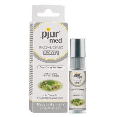 PJUR - MED PRO-LONG DELAY SPRAY 20 ML