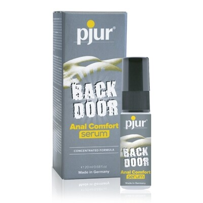 PJUR - BACK DOOR ANAL COMFORT SERUM 20 ML