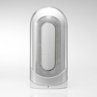 TENGA - FLIP ZERO 0 ELECTRONIC VIBRATION WHITE