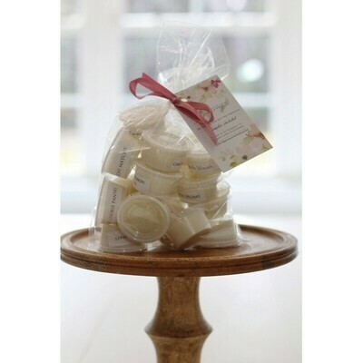 Farmhouse Collection Wax Melts Sampler Bag ~ Shipping Included