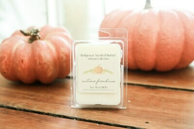 Pure Soy Wax Melts- Autumn Collection