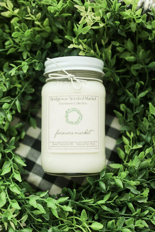 Farmhouse Collection - 16oz Soy Candle