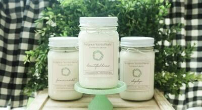 Bundle of 3 Soy Candles: All Collections - Shipping Included